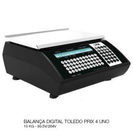 BALANÇA DIGITAL TOLEDO
