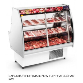 EXPOSITOR REFRIMATE NEW TOP