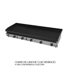 02 CHAPA DE LANCHE C140 VENÂNCIO