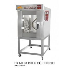 02 FORNO TEDESCO 8 ESTEIRAS