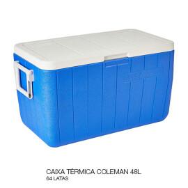 03 CAIXA TÉRMICA COLEMAN 48L