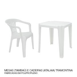 03 MESA E CADEIRAS TRAMONTINA