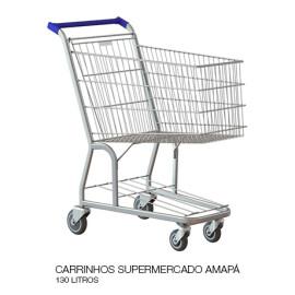 04 CARRINHOS SUPERMERCADO AMAPÁ
