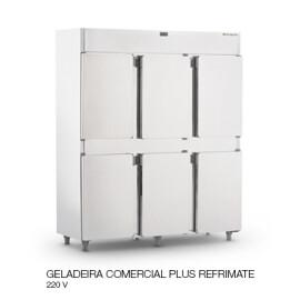 04 GELADEIRA COMERCIAL PLUS REFRIMATE