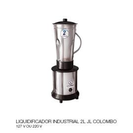 07 LIQUIDIFICADOR INDUSTRIAL 2L JL COLOMBO