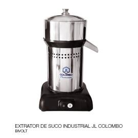 08 EXTRATOR DE SUCO INDUSTRIAL JL COLOMBO