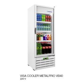 09 VISA COOLER METALFRIO VB40